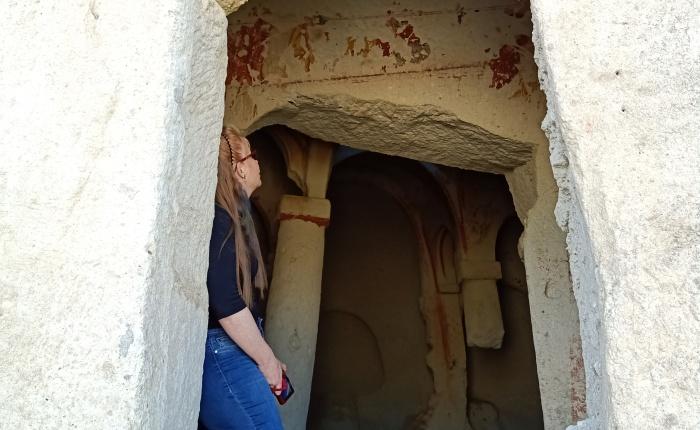 Dalyan to Cappadocia – day1