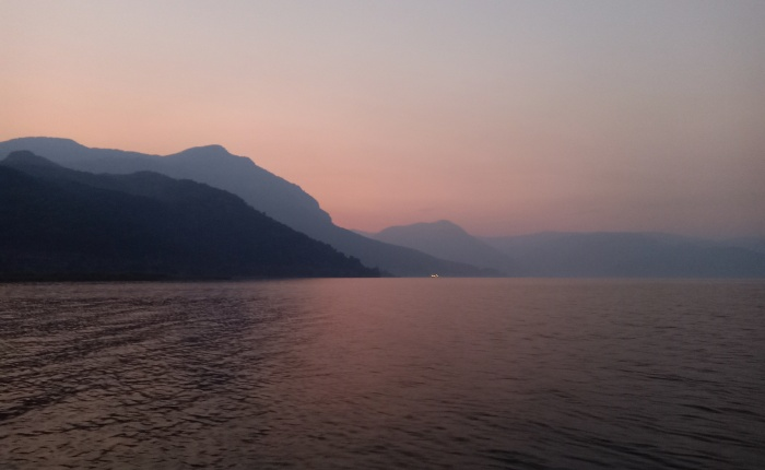 Dalyan – Captain Caveman's 1st weekend