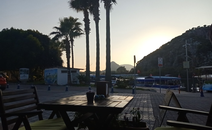 Dalyan – The first weekend in November