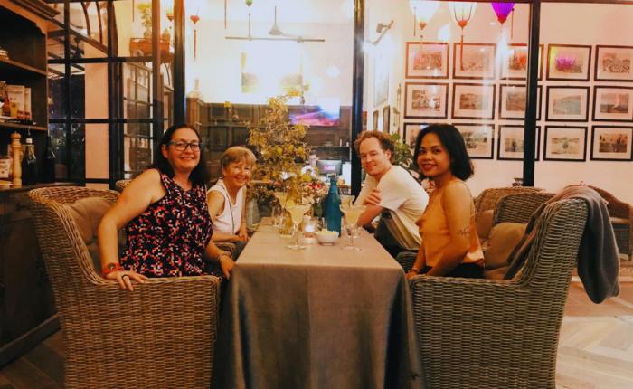 Phong Nha – the Valentine's weekend