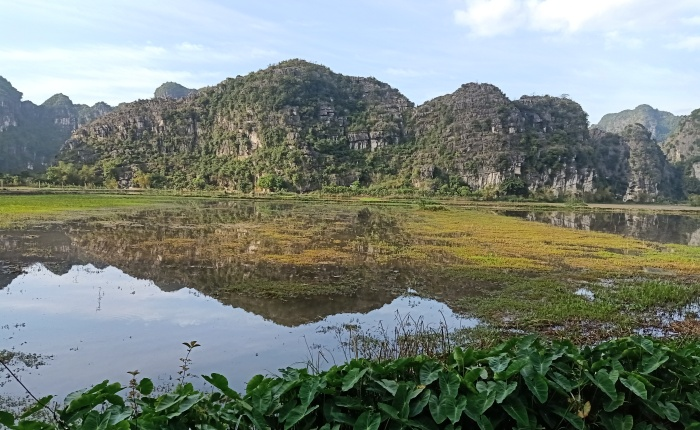 Ninh Binh – last week of February