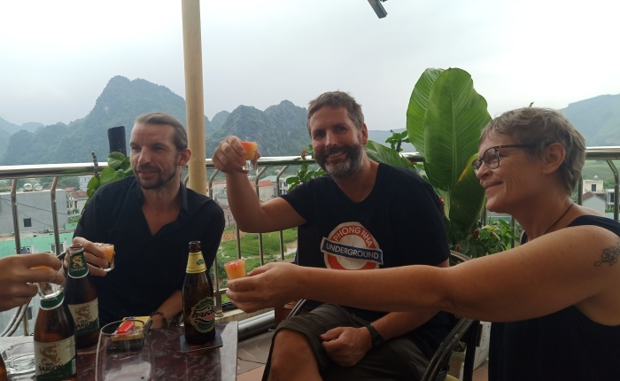 Phong Nha – April 17th, day 2 of directive 15