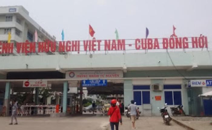 Phong Nha – a trip to Dong Hoihospital