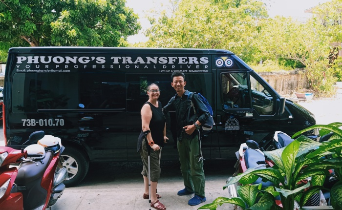 Dong Hoi and Phong Nha – the 2nd weekend ofJuly