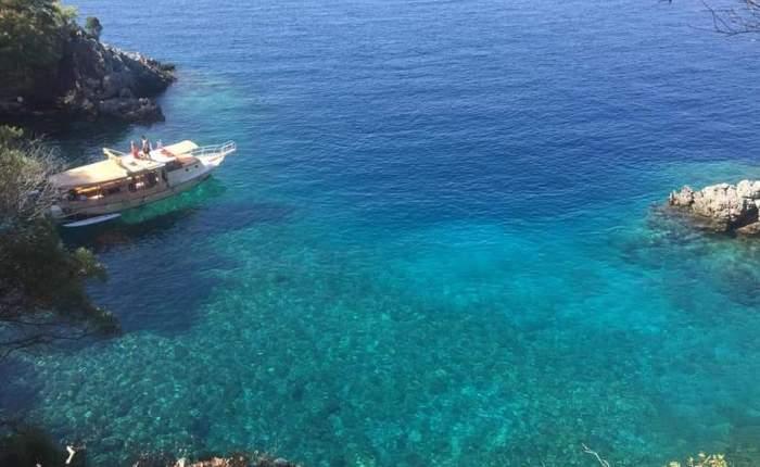 Dalyan – a boat trip, September2019