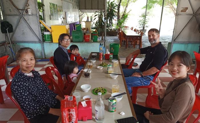 Dong Hoi and Phong Nha – 13thDecember