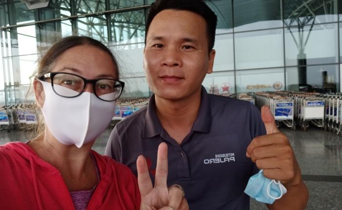 Leaving Vietnam – 21stSeptember